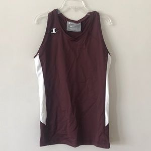 Champion fitted tank top